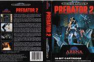 Predator 2 PAL MD2