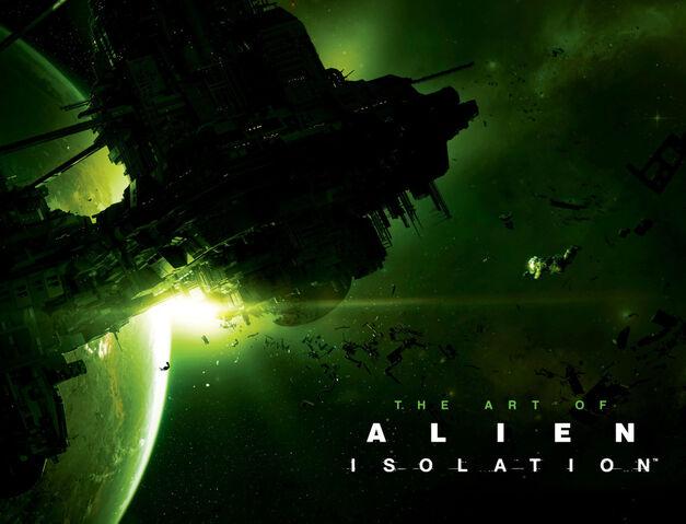 File:The Art of Alien Isolation.jpg