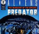 Aliens vs. Predator: Deadliest of the Species