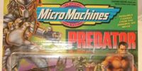 Predator (Micro Machines)