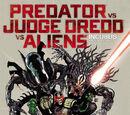 Predator vs. Judge Dredd vs. Aliens: Incubus and Other Stories