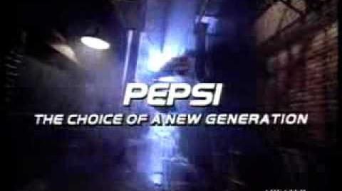 Alien Pepsi Commercial