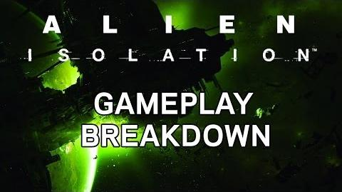 Alien Isolation - Gameplay Breakdown