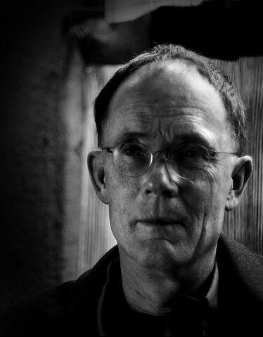 File:William Gibson 60th birthday portrait.jpg
