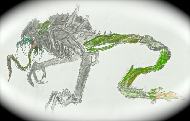 File:Xenomorph leaper by dismemberednecromorf-d4h1p9i.jpg