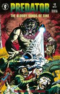 Predator Bloody Sands of Time issue 2