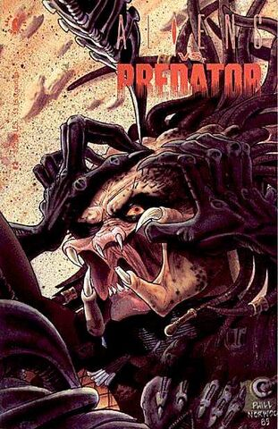 File:Aliens vs. Predator issue 2.jpg