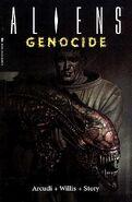 Aliens genocide tpb2