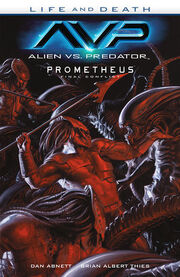 AVP Life and Death TPB