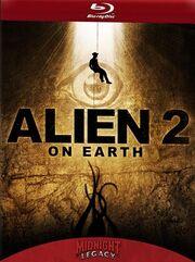 Alien 2 blu ray