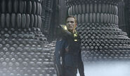 Prometheus hd stills david in juggernaut