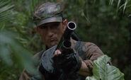 Poncho military Predator