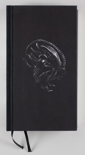 Alien Diaries cover
