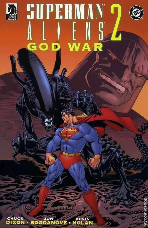 Superman Vs Aliens Ii God War Xenopedia Fandom