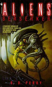 Aliens Berserker novel
