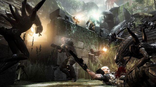 File:Standard Aliens vs Predator - E3-Xbox 360Screenshots16872AVP E3 Online 5.jpg