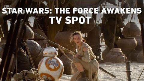 Star Wars The Force Awakens TV Spot (Official)