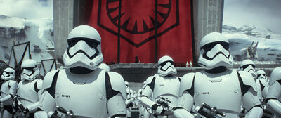 First Order Stomtroopers