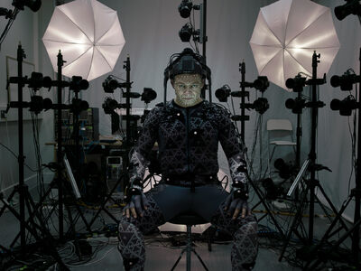 Andy Serkis - Supreme Leader Snoke