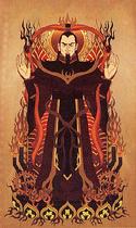 Ozai's portrait