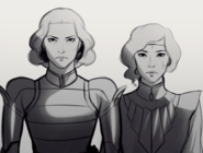 First draw Lin and Suyin