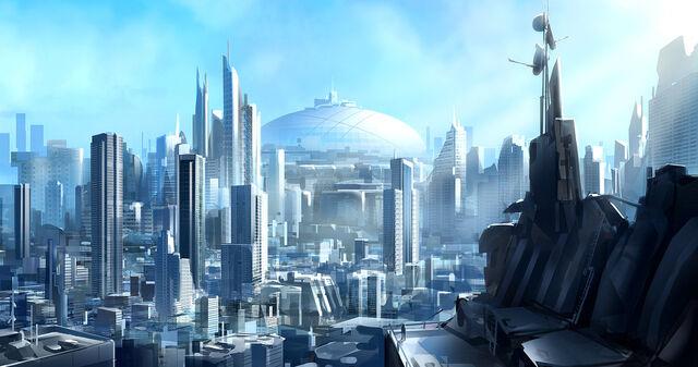 File:Blue city by joakimolofsson-d5x534c.jpg