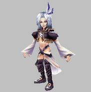 FF IX in game kuja