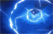 Edward Elric Uses Alchemy to Cut Off the Power For Pride