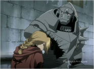 The Elric Brothers Broken After Their Encounter With Scar