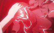 Father Restoring Alphonse's Arm