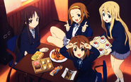 K-on! Characters!!!!