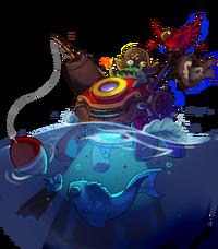 CharacterRender Heavy Skin Pirate redBG