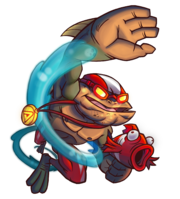 CharacterRender Froggy Skin Phelps