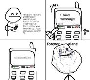 Forever-alone-stop-texting-me