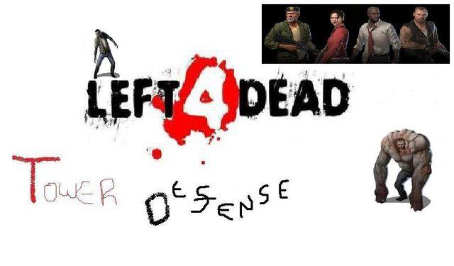 File:Left 4 dead tower defense 4th concept logo.jpg