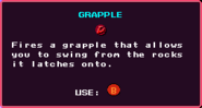 Grapple Pickup