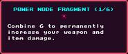 Power Node Fragment Pickup
