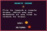 Remote Drone Pickup