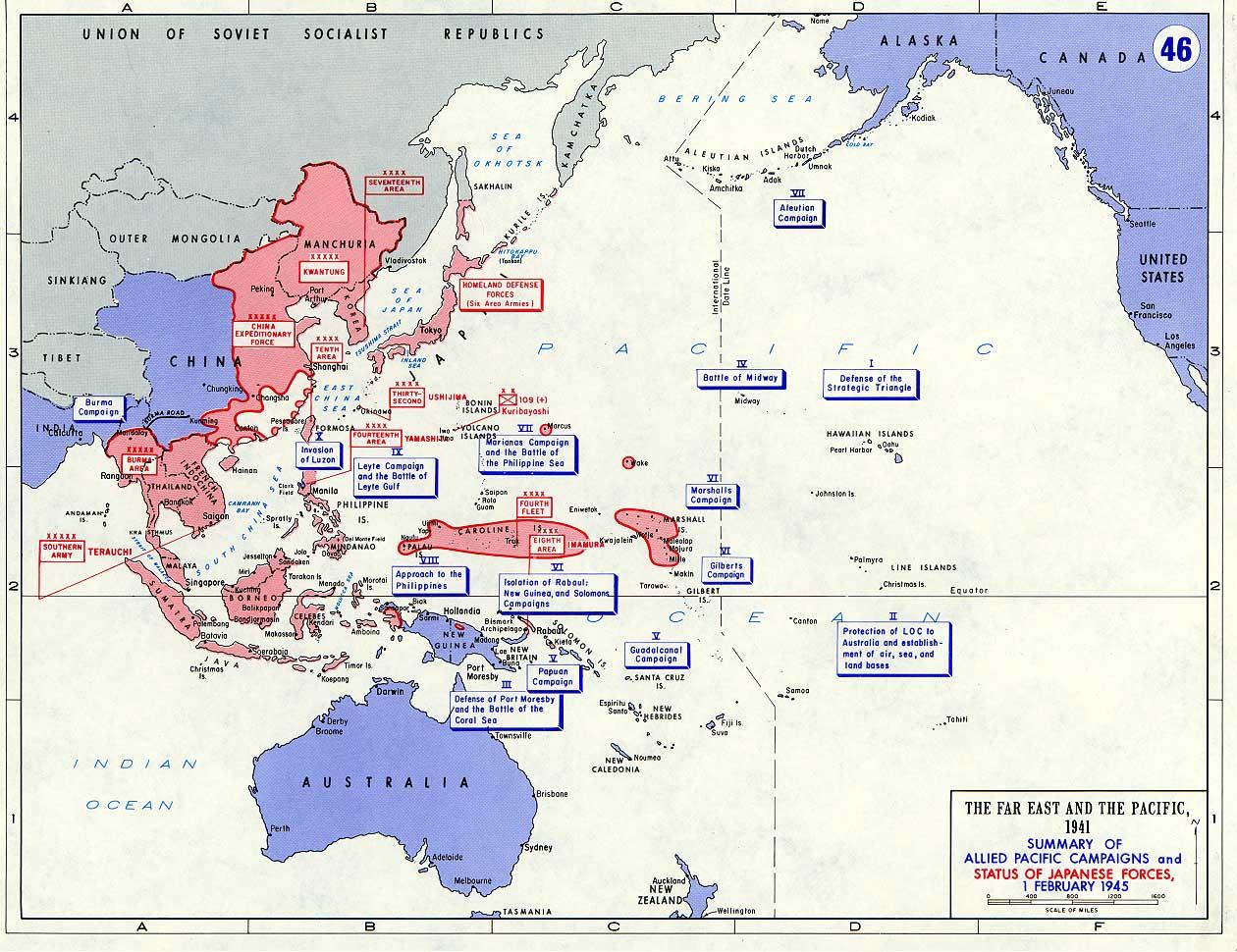 Image - Ww2 asia map 46.jpg | Axis & Allies Wiki | Fandom powered ...