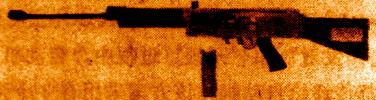 Dual Cycle Rifle