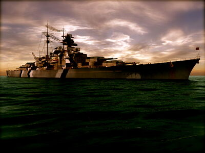 Kriegsmarine Bismarck