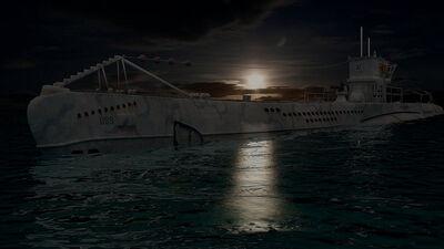 Undersea Boats