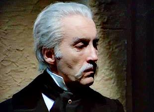 Christopher Lee as Count Dracula (1969)