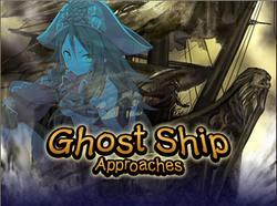 Ghost Ship Approaches Cover