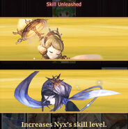 Nyx Chain Skill Activation