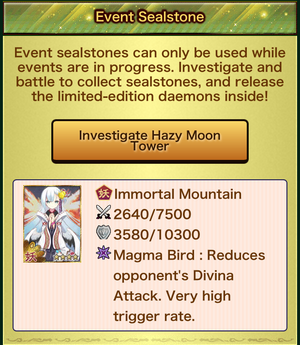 HazyMoon Sealstone