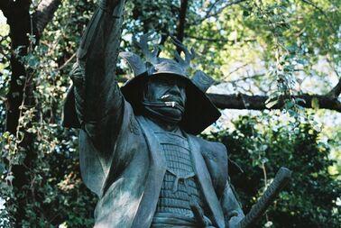 Sanko-shrine-osaka-Sanada-Yukimura