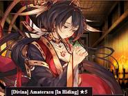 Amaterasu In Hiding Dialogue