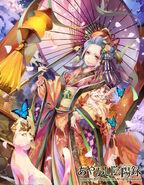 Goddess of Good Fortune Original WOrk