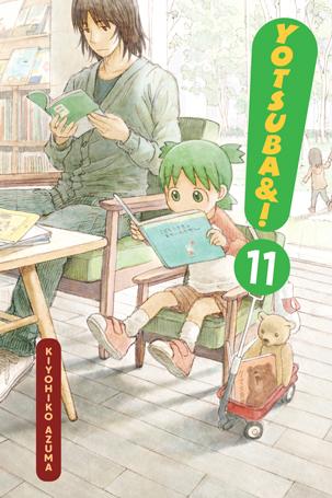 File:Yotsuba&! Manga Volume 11 en new.jpg
